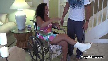 margo sullivan - mummy cracks her.