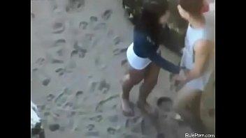casal flagrado fudendo na praia do buracatilde_o em salvador