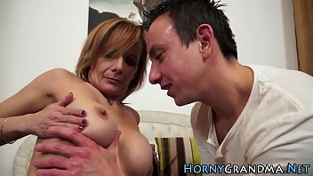 chesty grandmother butt inward ejaculation