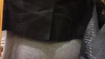 stellar nymph in taut pants