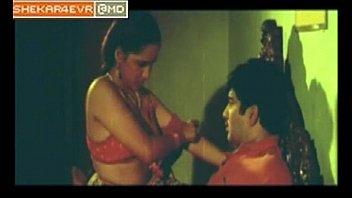 reshma as maid poking youthfull proprietor.
