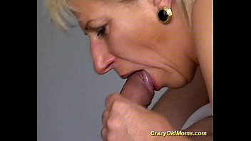 ultra-kinky elderly mother gets poked rigid