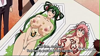 sizzling anime meaty mammories chicks being eaten by.