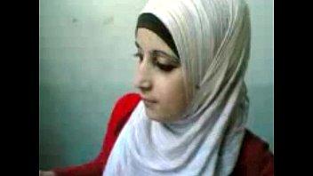 hijab arab nymph breasts flash