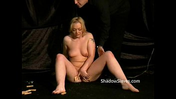 light-haired debutant subordinated donnas snatch caning and glamour.