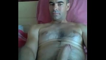 splendid french stud toying and spunking