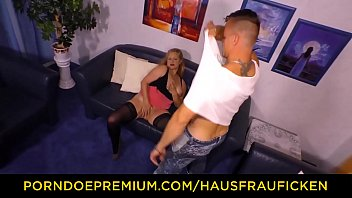 hausfrau ficken - inexperienced german grandmother plumbs youthfull meatpipe