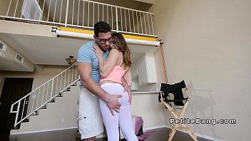 small latina gf pounded in her.