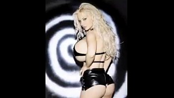 sabrina sabrok rockstar with the  largest orb.