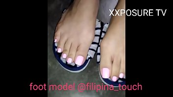 cougar pedicure pretty feet part 1-.