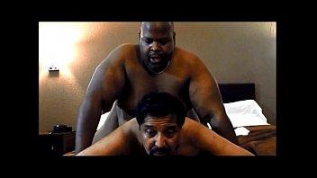 crazy gigantic stud penetrates his pal