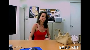 giant one-spotted monster drives in mom039_s vulva and.