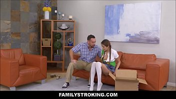 damsel scout chinese step stepdaughter nailed