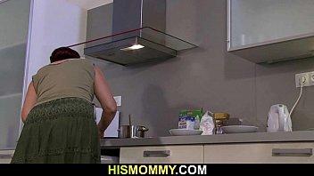mummy munches her son039_s gf honeypot