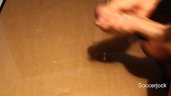 trouser snake dribbling spunk ejaculation